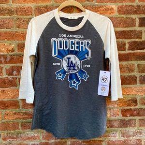NWT MLB | LA Dodgers Shirt